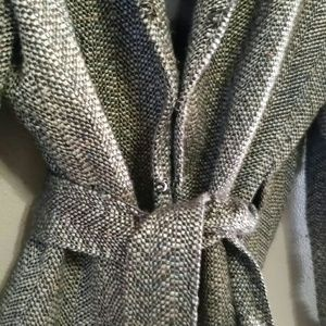 Oscar De La Renta jacket. Swanky!